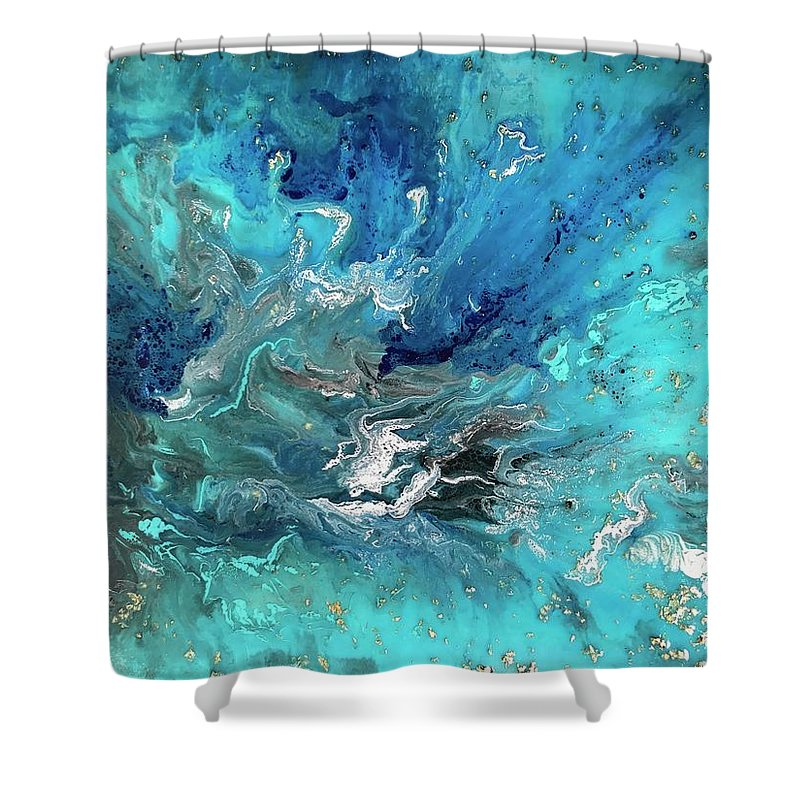 Bluetoo - Shower Curtain