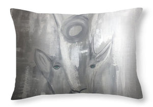 Capricorn  - Throw Pillow