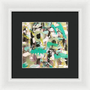 Chaotic Order - Framed Print