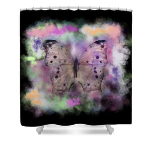 Emergence - Shower Curtain