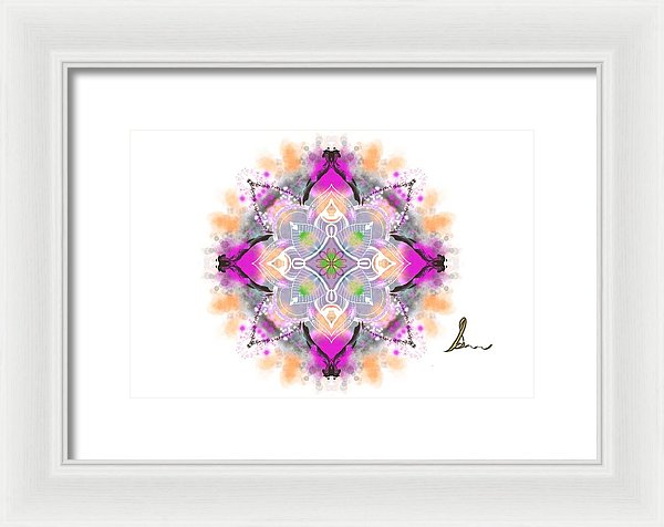 Joy - Framed Print