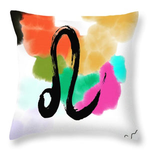 Leo  - Throw Pillow