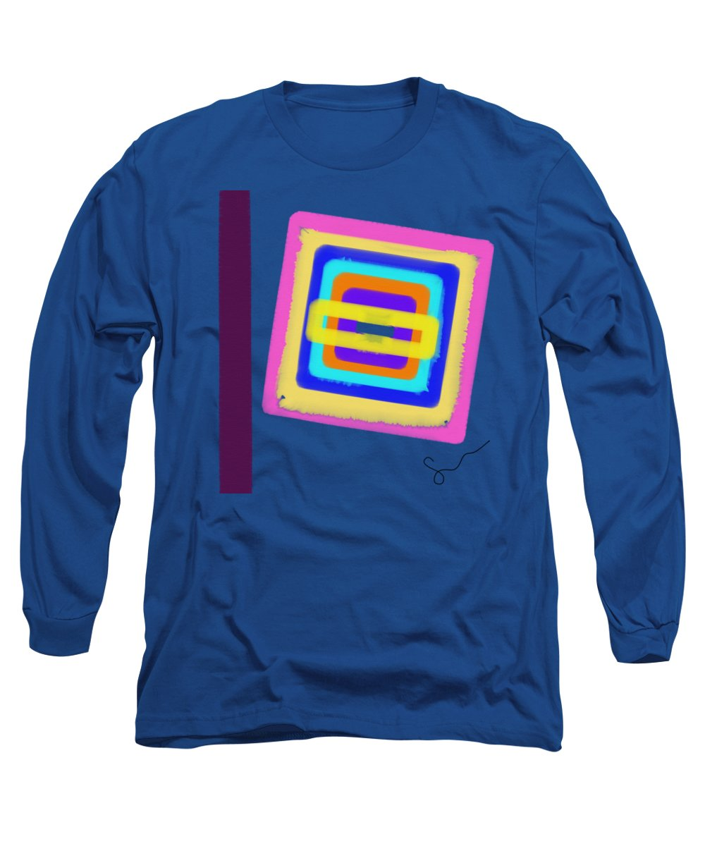 Lines In The Sand  - Long Sleeve T-Shirt