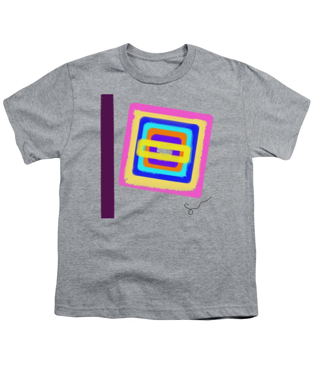 Lines In The Sand  - Youth T-Shirt