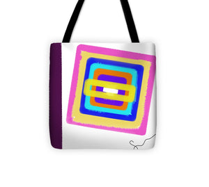 Lines In The Sand  - Tote Bag