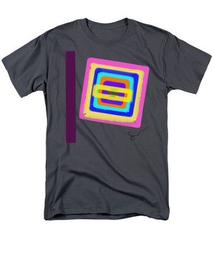 Lines In The Sand  - Men's T-Shirt  (Regular Fit)