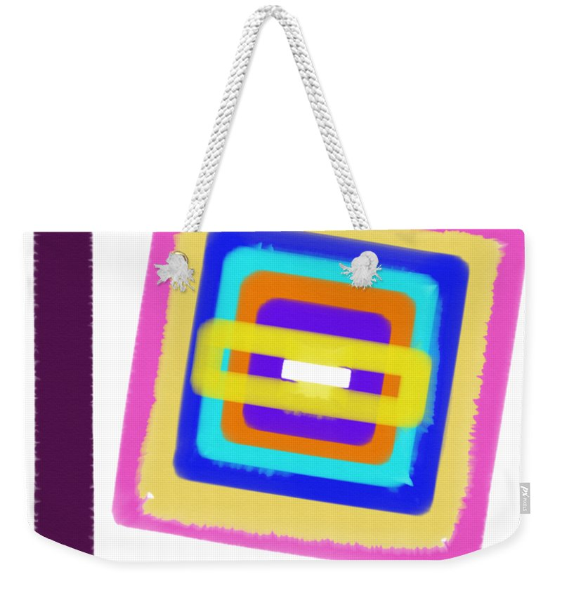 Lines In The Sand  - Weekender Tote Bag