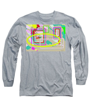Mirrors2 - Long Sleeve T-Shirt