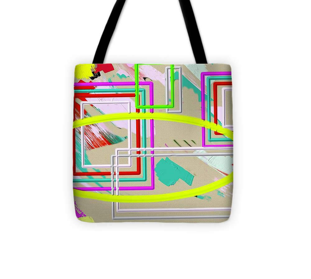 Mirrors2 - Tote Bag