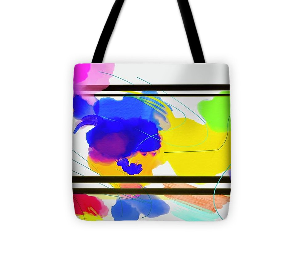 Outside The Box  - Tote Bag
