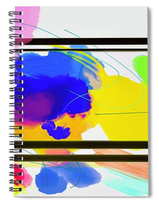 Outside The Box  - Spiral Notebook