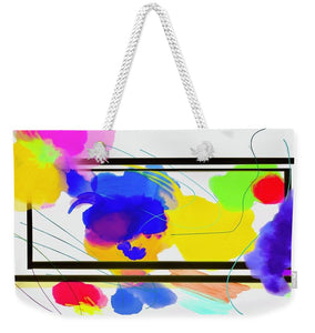 Outside The Box  - Weekender Tote Bag
