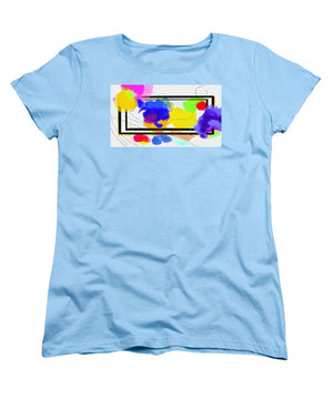 Outside The Box  - Women's T-Shirt (Standard Fit)