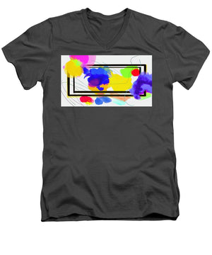 Outside The Box  - Men's V-Neck T-Shirt