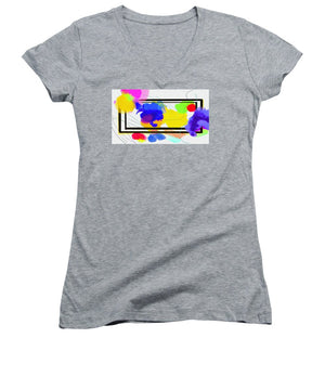 Outside The Box  - Women's V-Neck