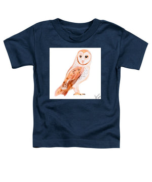 Owl  - Toddler T-Shirt