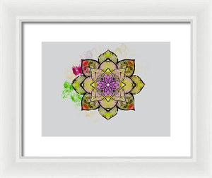 Smiles - Framed Print