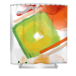 Untitled  - Shower Curtain