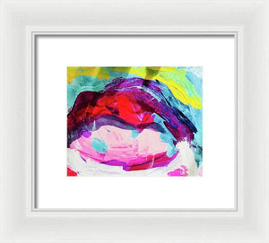 Love Letters - Framed Print