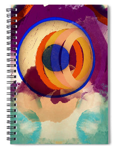 Womb  - Spiral Notebook