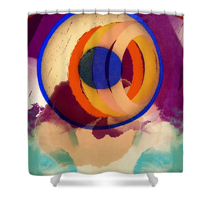 Womb  - Shower Curtain