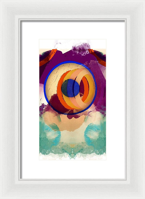 Womb  - Framed Print