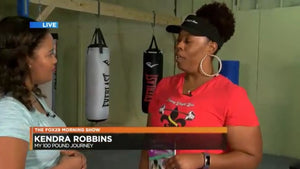 News interview promoting the Journey Weight Loss Boot Camp