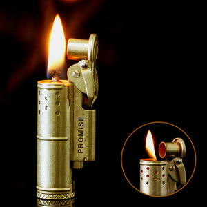 Old Vintage Gasoline Lighters for Men