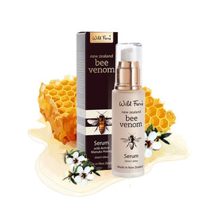 New Zealand Bee Venom Serum Face Cream  Increase Circulation