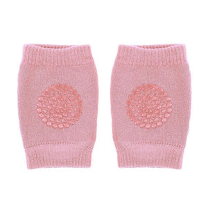 Pair Baby Knee Pads and Elbow Cushion Cotton Leggings Warmers for Crawling