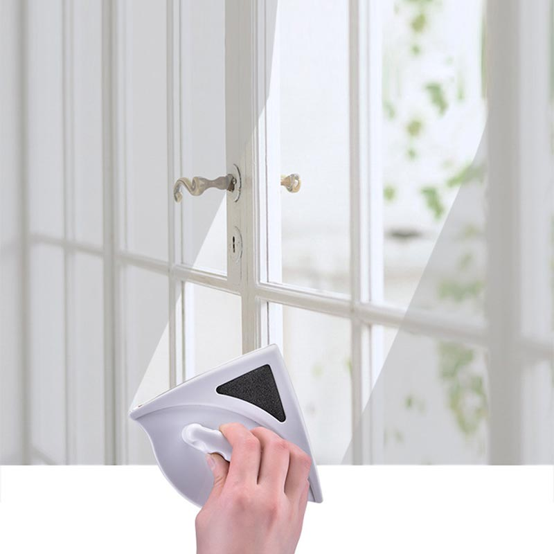 New Double Sided Magnetic Window Glass Cleaner