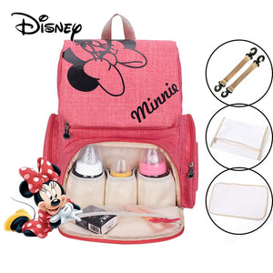 Disney Mickey Minnie Baby Diaper Bags