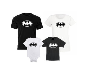 Batman Family matching outfit men / woman T shirt-men woman T shirts-DiamondsKT