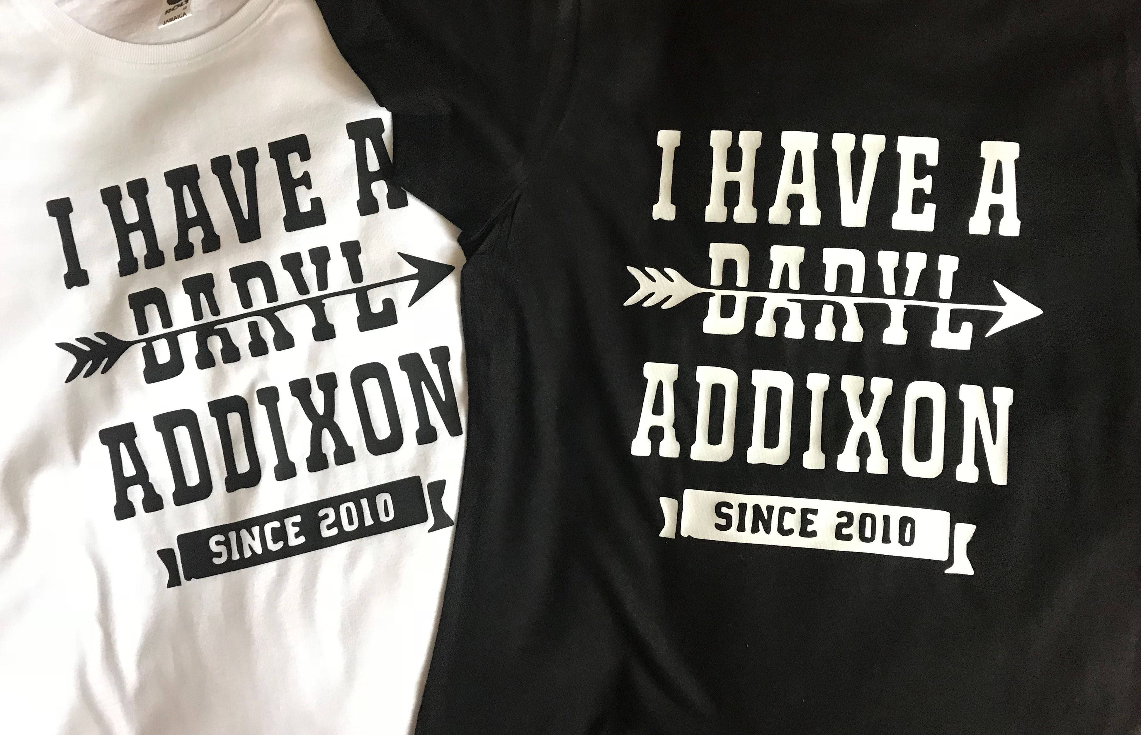 I have a Daryl Addixon Wings Walking Dead inspired T shirt-men woman T shirts-DiamondsKT