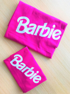 Barbie T shirt-men woman T shirts-DiamondsKT