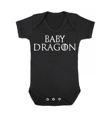 Dragons Family Game of Thrones inspired T shirt-men woman T shirts-DiamondsKT