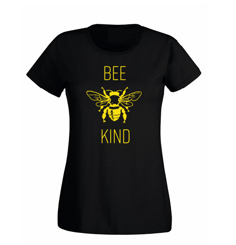 Bee kind T shirt, Bee T shirt-men woman T shirts-DiamondsKT