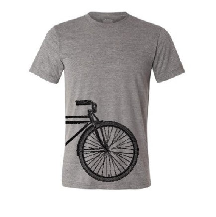 Bicycle T shirt-men woman T shirts-DiamondsKT