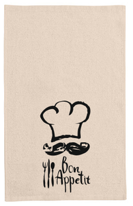 Bon Apetit kitchen tea towel-kitchen towels-DiamondsKT