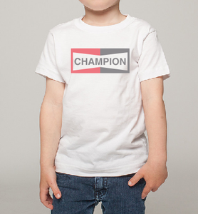 Champion Once upon a time in Hollywood Brad Pitt Quentin Tarantino Movie Kids T shirt-Kids T shirts-DiamondsKT