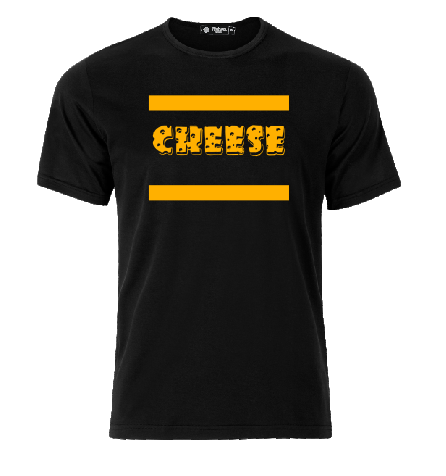 Cheese T shirt-men woman T shirts-DiamondsKT