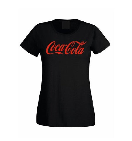 Coca Cola T shirt-men woman T shirts-DiamondsKT