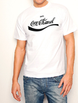 Coca Cola Coco Chanel parody T shirt-men woman T shirts-DiamondsKT