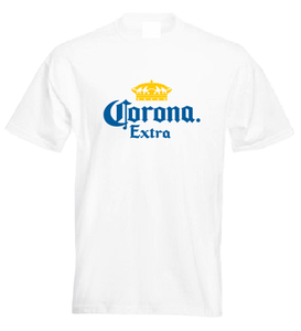 Corona Extra T shirt-men woman T shirts-DiamondsKT
