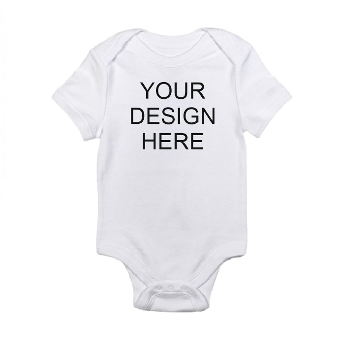 Custom Personalized - your design here baby bodysuit / onesie-baby bodysuit onesie-DiamondsKT