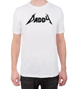 Metallica Daddy T shirt-men T shirts-DiamondsKT