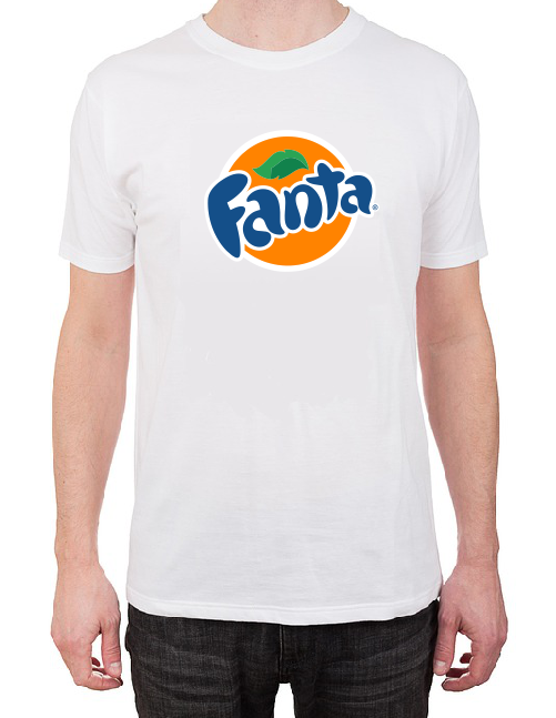 Fanta T shirt-men woman T shirts-DiamondsKT