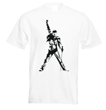 Freddie Mercury Kids Boy Girl Baby cotton t shirt-Kids T shirts-DiamondsKT