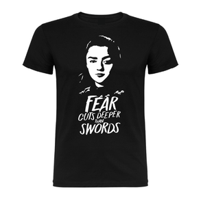 Arya Stark quotes The Game of Thrones GOT T shirt-men woman T shirts-DiamondsKT