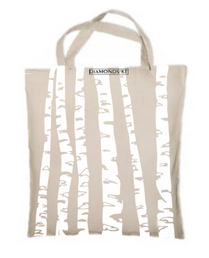 BIRCH reusable shopping bag-shopping bags-DiamondsKT